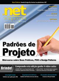 Revista .net Magazine Edição 76: Padrões de Projeto