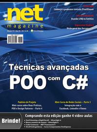 Revista .net Magazine Edição 79: Técnicas Avançadas de POO com C#