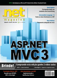Revista .net Magazine Edi��o 81