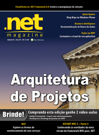 Revista .net Magazine Edi��o 83