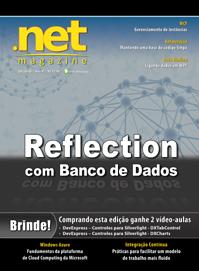 Revista .net Magazine Edição 85: Reflection com Banco de Dados