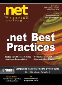 Revista .net Magazine 87: Boas práticas com .Net