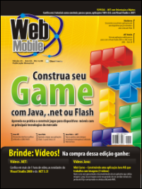 Revista WebMobile Edi��o 15