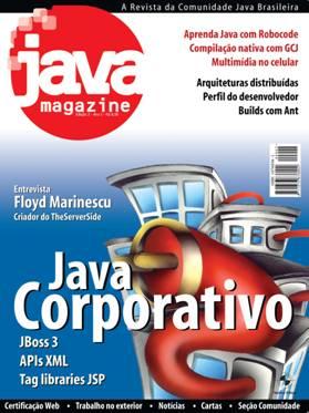 Revista Java Magazine Edição 02