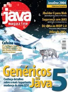 Revista Java Magazine Edição 16