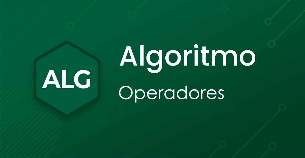Curso Algoritmo: Operadores aritméticos