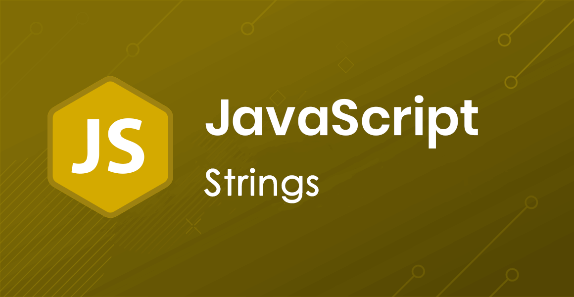 Curso de JavaScript: Strings