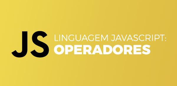 Curso de JavaScript: Operadores