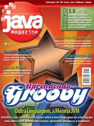 Revista Java Magazine Edição 32