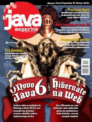 Revista Java Magazine Edição 33