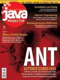Revista Java Magazine Edição 14