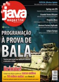 Revista Java Magazine Edição 50