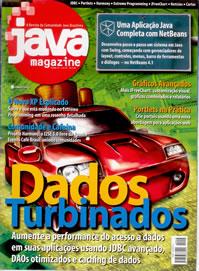 Revista Java Magazine Edição 25