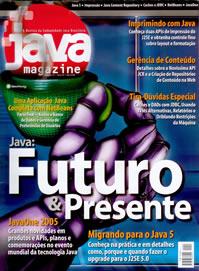Revista Java Magazine Edição 27