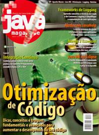 Revista Java Magazine Edição 35