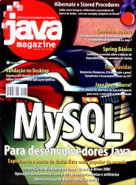 Revista Java Magazine Edição 40