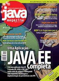 Revista Java Magazine Edição 44