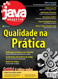 Revista Java Magazine Edição 55