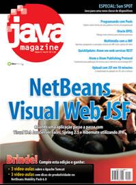 Revista Java Magazine Edição 57