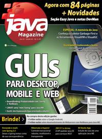 Revista Java Magazine Edição 60