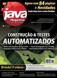 Revista Java Magazine Edição 62