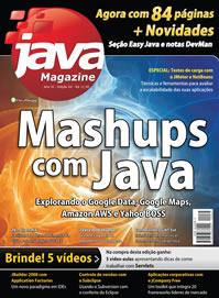 Revista Java Magazine Edição 64