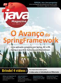 Revista Java Magazine Edição 65