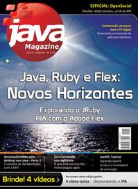Revista Java Magazine Edição 68