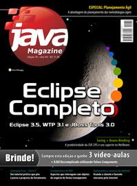 Revista Java Magazine Edição 70