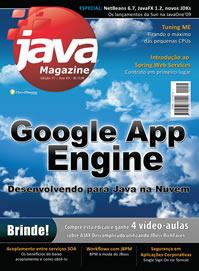 Revista Java Magazine Edição 71