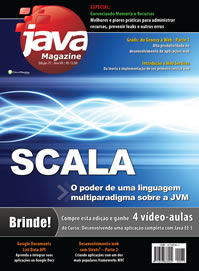 Revista Java Magazine 75