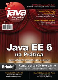 Revista Java Magazine 80