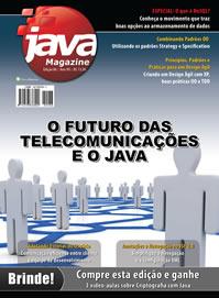 Revista Java Magazine 86