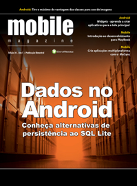 Revista Mobile Magazine 36: Dados no Android