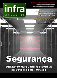 Revista Infra Magazine 1