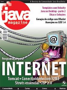 Revista Java Magazine Edição 06